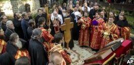 VOA慢速英语:俄罗斯东正教会宣布同君士坦丁堡普世牧首区断绝关系