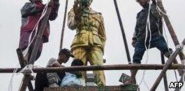 缅甸塑像建筑导致与少数民族关系紧张