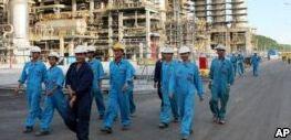 VOA慢速英语:高油价助推越南经济