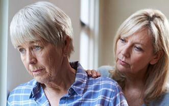 研究显示 女性患痴呆的风险远远高于男性