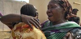 VOA慢速英语:人道主义组织寻求减少救援人员遇袭的方法