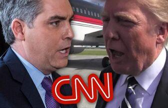 热闹了! CNN起诉特朗普违反宪法!