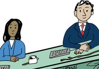 英语访谈节目:谈谈工作中的性别不平等