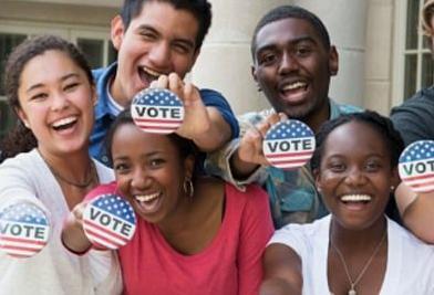 英语访谈节目:年轻学生们对投票的看法