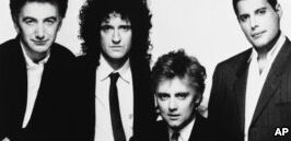 VOA慢速英语:皇后乐队的《波希米亚狂想曲》成为20世纪最受欢迎的歌曲