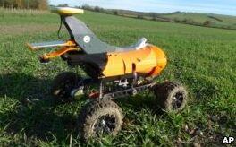 田间机器人:农场转向自主技术