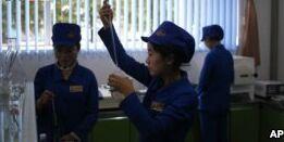 VOA慢速英语:专家担心韩国经济