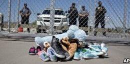 VOA慢速英语:7岁移民女孩在美国边境被拘留后死亡