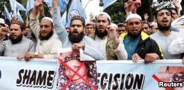 VOA慢速英语:美国降低巴基斯坦在宗教自由名单上的排名