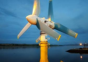 英语访谈节目:探究苏格兰的可持续能源发展