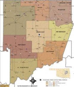 俄克拉荷马州的一半地区最终会受到美国原住民的控制吗?
