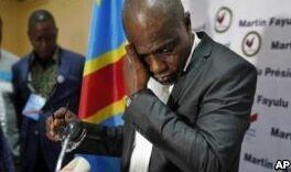 VOA慢速英语:天主教会拒绝刚果民主共和国的总统选举
