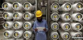 联合国:海水淡化厂危害环境