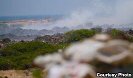 索马里首都努力解决垃圾问题