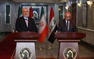 国际英语新闻:Iranian FM in Baghdad for talks with Iraqi leaders on enhancing ties