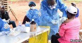 VOA慢速英语:科学家们在埃博拉病毒治疗方面取得了进展