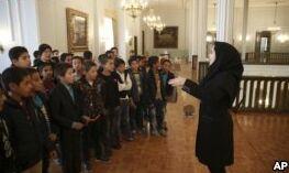 VOA慢速英语:伊朗国王的家乡阿现在是一个博物馆