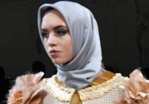 英语访谈节目:时尚的穆斯林女性服饰