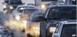 VOA慢速英语:美国车主或将为自己汽车的碳排放买单
