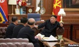 美情报局否认特朗普对朝鲜伊朗的观点