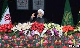 VOA慢速英语:伊朗人纪念伊斯兰革命40周年