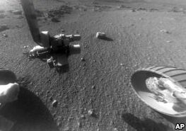 VOA慢速英语:美国宇航局的漫游者在15年后结束了任务