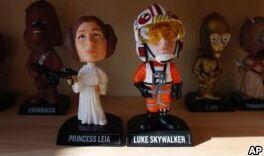 VOA慢速英语:威斯康星州的一个摇头娃娃博物馆