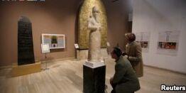 伊拉克搜寻被盗文物