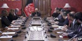 VOA慢速英语:美代理国防部长称阿富汗人必须决定自己的未来
