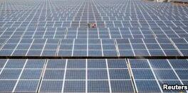印度世界上第一个太阳能机场不断扩大