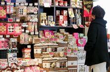 巧克力送同事不如送自己 日本女性抵制情人节送礼传统