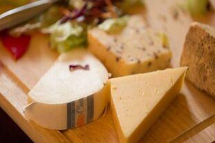 中国人对奶酪的兴趣开始发酵