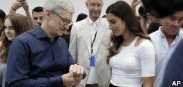 VOA慢速英语:苹果手表研究报告称成功识别心脏问题