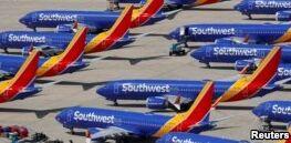 VOA慢速英语:波音737 Max停飞导致运力不足