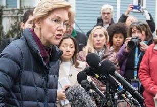 英语访谈节目:民主党候选人试图保持政策和个人联系间的平衡