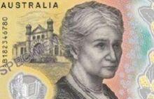 """纸币印错单词 澳大利亚央行称不影响""""使用"""""""