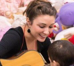 音乐疗法帮助有特殊需要的人