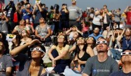 许多国际游客下个月将在智利观看日食