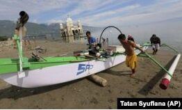 印尼人转向伊斯兰团体寻求灾难援助