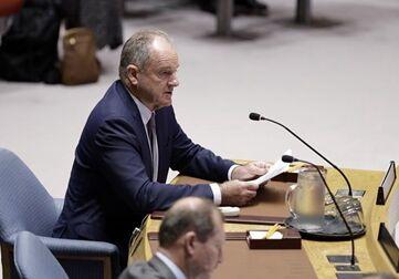 国际英语新闻:UN envoy says South Sudanese' desire for peace palpable, urges politicians to respond
