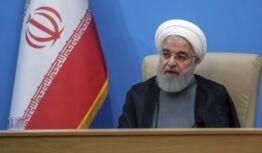 VOA慢速英语:伊朗谴责美国的制裁 特朗普再发威胁言论