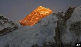 谁应该攀登珠穆朗玛峰?
