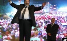 VOA慢速英语:埃及前总统穆
