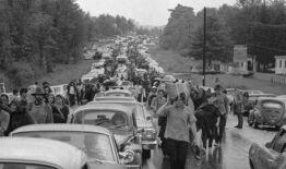 VOA慢速英语:50年后回忆伍德斯托克音乐节