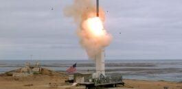 VOA慢速英语:美国试射中程陆基巡航导弹 曾在中导条约禁止范围
