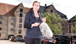 VOA慢速英语:丹麦前领导人抨击特朗普就国防开支发表的评论
