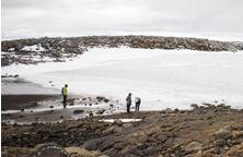 """给未来的一封信!冰岛为消逝的冰川举行""""追悼会"""""""