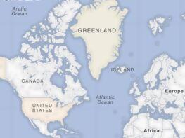 VOA慢速英语:格陵兰岛喊话特朗普:我们不卖