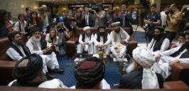 塔利班希望在下次会议上与美国达成和平协议