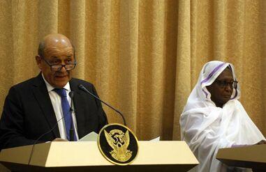 国际英语新闻:France reiterates support for Sudan's transitional period